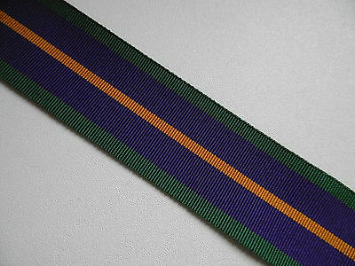 £2 • Buy Accumulated Campaign Service Medal 1994 Ribbon Full Size 32cm Long