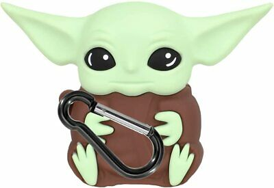 AU16.95 • Buy 1PC Baby Yoda Grogu Soft Silicone AirPods Case Compatible Gen 1 & 2