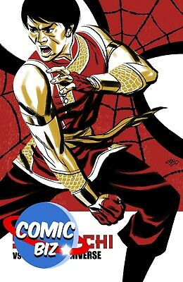 £3.65 • Buy Shang-chi #1 (2021) 1st Printing Bagged & Boarded Cho Variant Cover Marvel