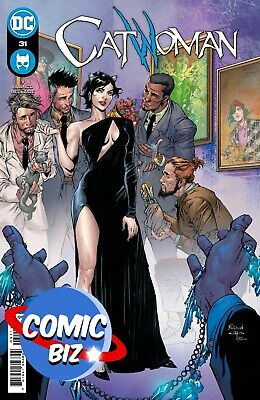 £3.65 • Buy Catwoman #31 (2021) 1st Printing Bagged & Boarded Rocha Main Cover Dc Comics