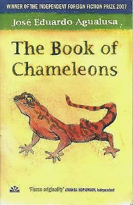 £2.99 • Buy The Book Of Chameleons By Agualusa, Jose Eduardo Paperback Book Cheap Fast