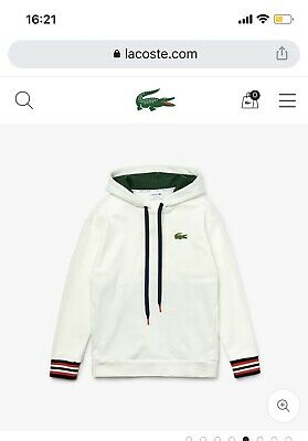 £45.99 • Buy Lacoste Hoodie Size M