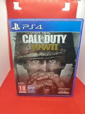 £12.99 • Buy Call Of Duty WWII COD World War 2 PS4
