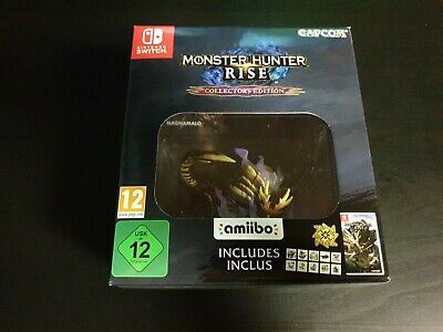 AU32.02 • Buy Monster Hunter Rise -- Collectors Edition (Nintendo Switch, 2021)