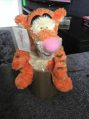 £9.49 • Buy **rare ** Disney Store Tigger Beanie, Not Sure Of Age, Plush Toy