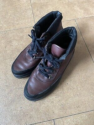 £15 • Buy Rohde Womens Leather Boots Size 5