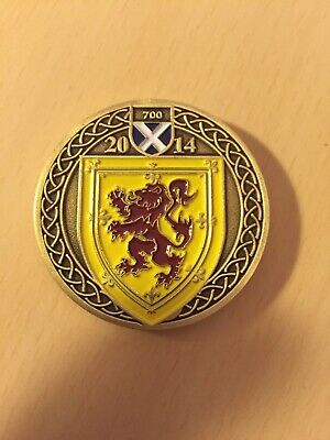 £13 • Buy Society Of William Wallace Robert The Bruce Coin