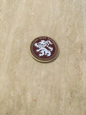 £13 • Buy Society Of William Wallace Battle Of Falkirk Coin