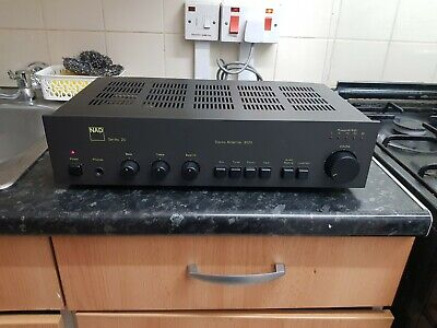 £170 • Buy Nad3020 Integrated Amplifier