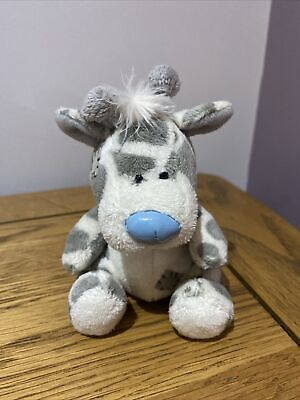 £7 • Buy Me To You My Blue Nose Friends Collectors 4  Plush No 7 - Twiggy The Giraffe