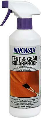 £16.05 • Buy 17 Fl Oz Tent Gear Cleaning Waterproofing UV Protection Solarproof Spray Refill