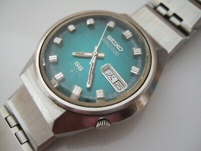 $ CDN39.93 • Buy SEIKO 5 Actus SS  6106-  Men's Green Dial  Works Vintage