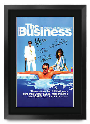 £21.99 • Buy The Business Danny Dyer Gift Idea Printed A3 Poster Signed Picture For Movie Fan