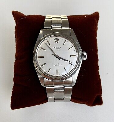 $ CDN4297.29 • Buy Rolex Oyster Precision Vintage Stainless Steel Ref 6426