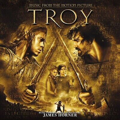 £14.12 • Buy James (Composer) Horner - Troy [Music From The Motion Picture]