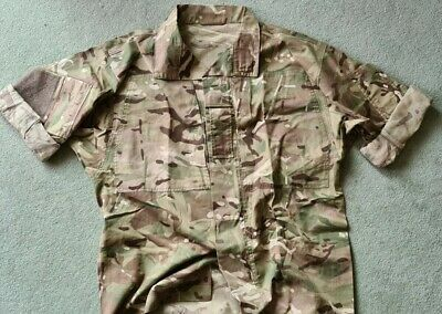 £5 • Buy British Army Issue MTP Shirt  Used Size 180/104