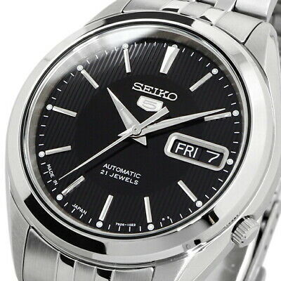 $ CDN170.44 • Buy SEIKO 5 Automatic SNKL23J Brand New WATCH From Japan