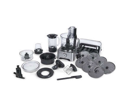 View Details Kenwood Multipro Sense Food Processor - FPM 910 Free P&P BRAND NEW  • 379.12£