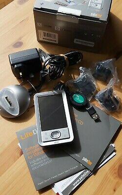 £30 • Buy PDA PalmOne Lifedrive 4GB VG Condition Boxed Inc Charger, USB, Stylus & Software