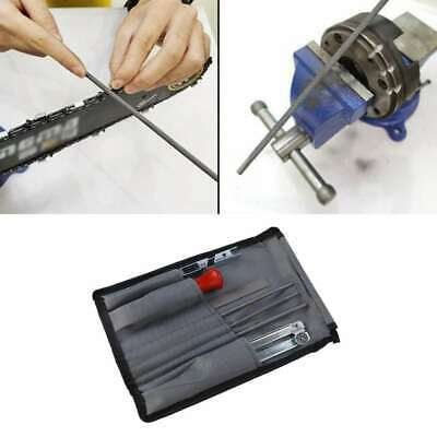 £14.39 • Buy 8pcs Chainsaw Saw Chain File Sharpening Kit C/W File Tool For Husqvarna/Jonsered
