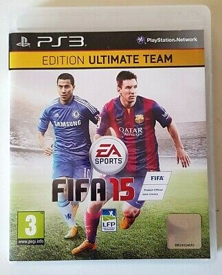 £1.63 • Buy FIFA 15 - PlayStation 3 PS3 - Edition Ultimate Team