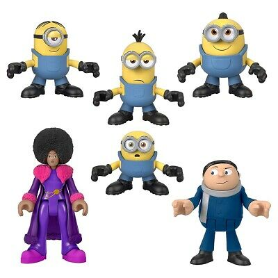 £24.95 • Buy Fisher-Price Imaginext - Minions Figure 6 Pack