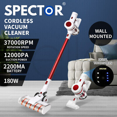 AU199.99 • Buy Handheld Vacuum Cleaner Cordless Stick Bagless Recharge Wall Mounted