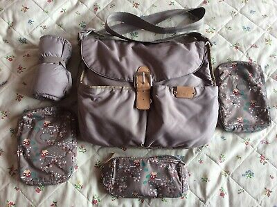 £30 • Buy Radley Baby Changing Bag Lots Of Compartments For Storage Pre Owned