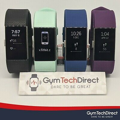 $ CDN91.73 • Buy Fitbit Charge 2 Wireless Heart Rate + Activity Wristband
