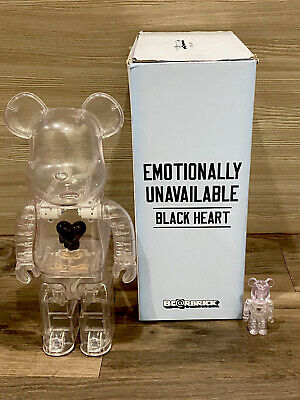 $1200 • Buy ***new~open Box~limited Edition ~ Authentic~ B@rbrick~ Collectible Set 400% 100%