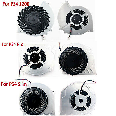 AU27.98 • Buy For PS4 Slim/Pro/1200 Game Consoles Host Cooling Fan Built-in Cooler Spare Parts