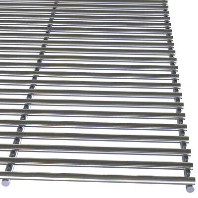 £27.99 • Buy Rib Stainless Steel Barbecue Rack BBQ Grill Rack Cooking Wire Mesh Grate 70x47cm