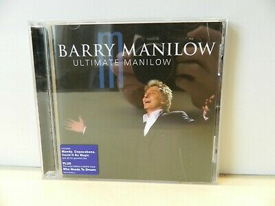 £1.50 • Buy Barry Manilow Ultimate Manilow 2004 CD
