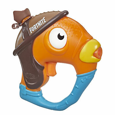£9.99 • Buy Nerf Super Soaker Fortnite Fishstick Water Blaster, Easy-To-Carry Micro Size