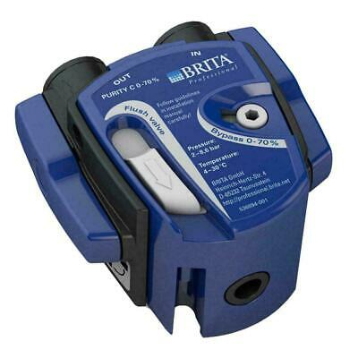 """£44.91 • Buy Brita Professional Purity C Filter Head 0%-70% Bypass Setting, G3/8"""" Connection"""