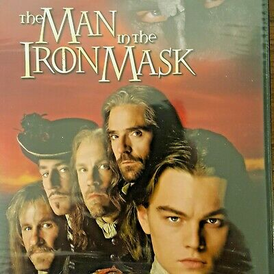 $3.99 • Buy The Man In The Iron Mask (DVD, 1998) - Brand New In Original Seal