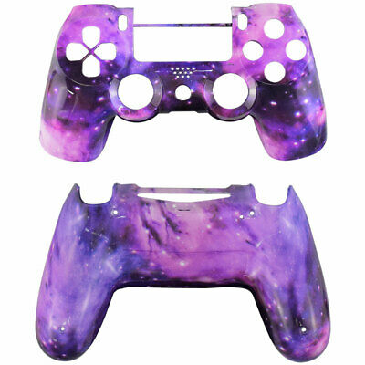 AU33.07 • Buy Galaxy Milky Way PS4 Slim Pro Controller Shell Case Cover Faceplate Replacement