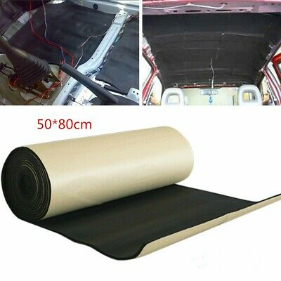 £6.42 • Buy Shield Deadening Closed Floors Insulation Interior Mat Noise Sound Proof Stereo