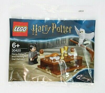 $ CDN13.83 • Buy LEGO Harry Potter 30420 Polybag - Harry Potter & Hedwig Owl Delivery - Brand NEW