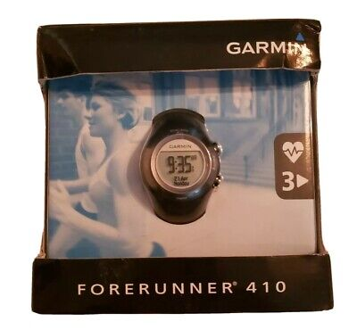£72.03 • Buy New Garmin Forerunner 410 GPS-Enabled Sports Fitness Watch W/ Heart Rate Monitor