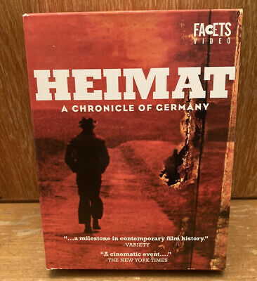 £63.18 • Buy Heimat: A Chronicle Of Germany (DVD, 2005) - Very Good All-Zone DVD
