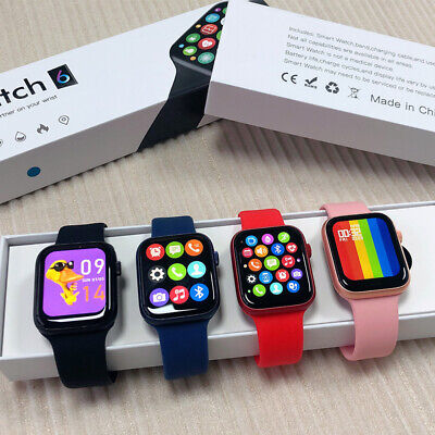 $ CDN42.90 • Buy 2021 Smart Watch X16 HD CALL DIAL GAMES Heart Fitness Tracker IPHONE Android UK