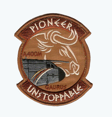 £15.94 • Buy Royal Malaysian Airforce 22 Sqn A400m Pioneer Desert Patch