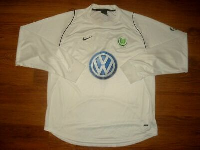 £49.99 • Buy Nike VfL WOLFSBURG 2006-2007 Player Issue Shirt Jersey Maillot Germany SIZE: L