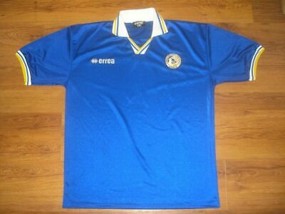 £34.99 • Buy Vintage Errea CYPRUS 2000-2001 Home Shirt Jersey Maillot Maglia SIZE: 2XL