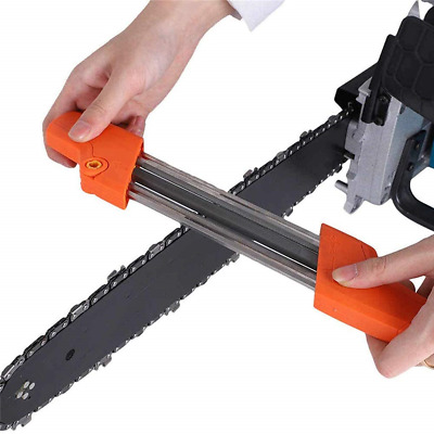 £26.31 • Buy Chainsaw Sharpener, Chainsaw Sharpening Kit And Chain Saw Woodworking Blade Tool