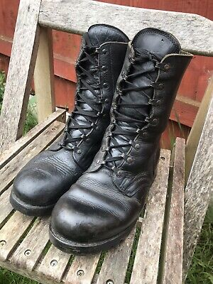 £20 • Buy Vintage Austrian Army Para Boots Size -260-6.5 ODD Boots Please Read!!!