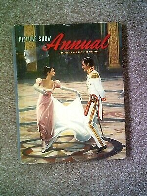£8.99 • Buy Picture Show Annual 1958 Vintage Film/Movies Hardback Book
