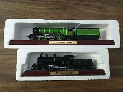 £12.50 • Buy Pair, Atlas Editions , LNER 4472 Flying Scotsman AND CFF A 3/5 Class 706