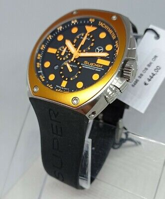 £101.56 • Buy Men's Watch, Super AVIO MILANO, Chrono, Case XL 46mm, Limited Edition Numbered